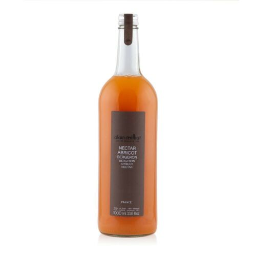 Alain Milliat Traditional Home-Style French Apricot Nectar - 1 Liter