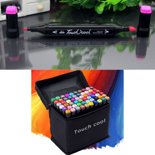 Colors Artist Dual Head Sketch Copic Markers Set For Manga M