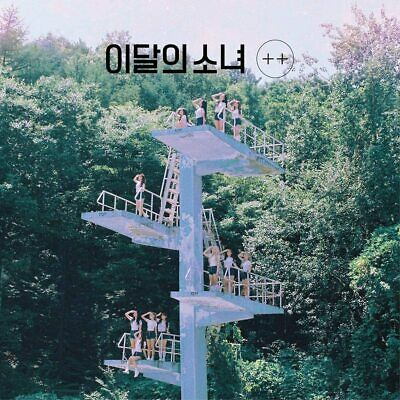 [Reissue] Monthly Girl LOONA - + + Album+Photobook+Photocard (Normal B ver.)
