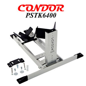 CONDOR-PSTK-6400-Motorcycle-Wheel-Chock-Chocks