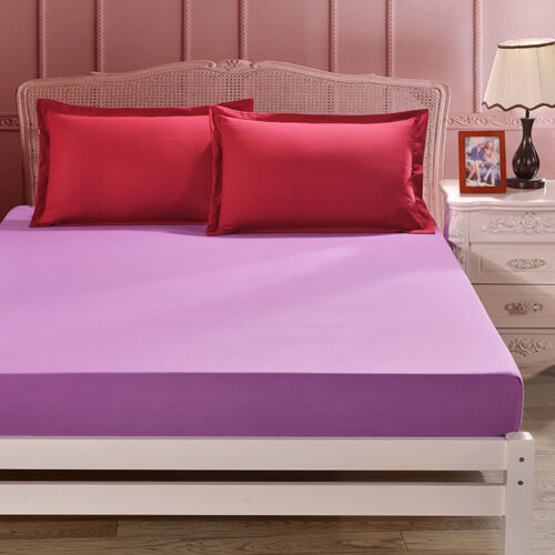 Bedding Fitted Sheets Anti-slip Bedspread Bed Mattress Prote
