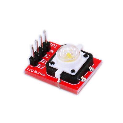 Keyes Led Light Lighting Tactile Push Button Switch Cap For Arduino Sz