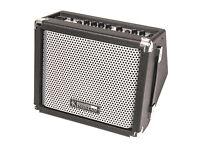 Kinsman KBA158 guitar amplifier busker amp