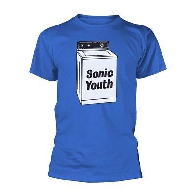 Hombre Sonic Juventud - Lavadora Nueva Camiseta