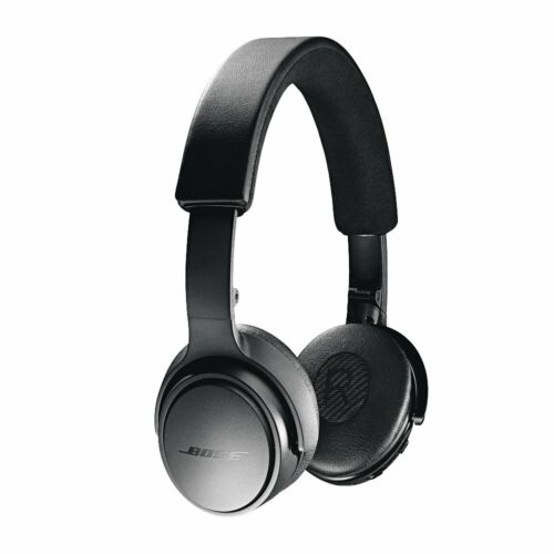 Bose On-Ear Bluetooth Headphones With Microphone Black