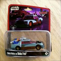 STAR WARS CARS: EXCLUSIVE TO DISNEY THEME PARKS