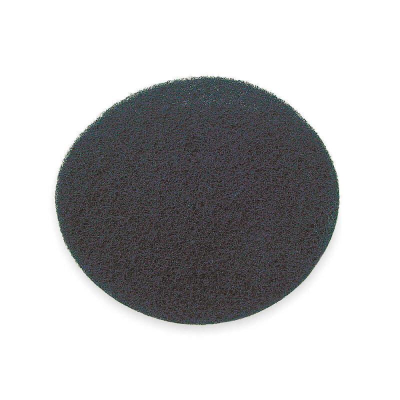 Stripping Pad,18 In,Black,PK10 7910-00-685-4245