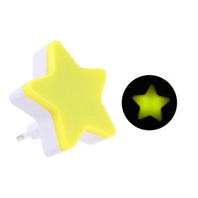 Luce Notturna LED Lampada Lumino Notte stella per Bambini Crepuscolare