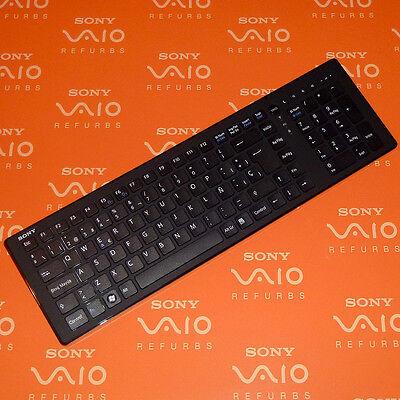 NEW Wireless Keyboard Sony Vaio for VPC-L Spanish (ES) VGP-WKB10 148749311