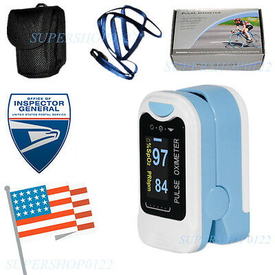 New Cms50na Oled Fingertip Oxymeter Spo2pr Monitor Blood Oxygen Pulse Oximeter