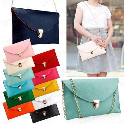 Fashion Women Handbag PU Shoulder Messenger Bag Women Satche