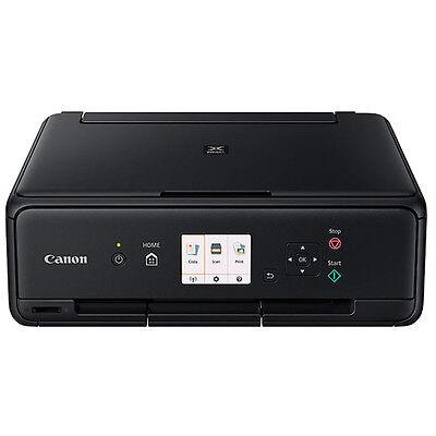 Canon PIXMA TS5020 Wireless Color Photo Printer with Scanner & Copier (Black)