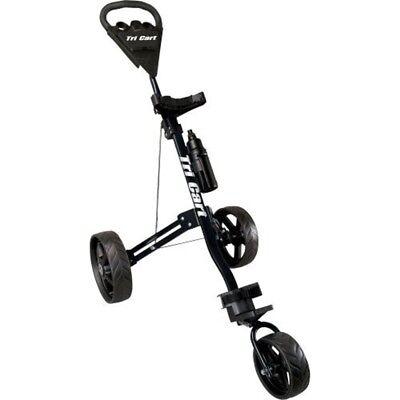 Longridge Three Wheel Tri-cart Golf Trolley - Tri Cart Tricart 3 Push