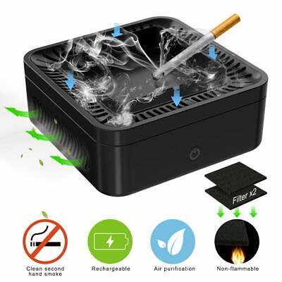 Odor Eliminator Smokeless Ashtray World Best Smoke Cigarette Holder Travel