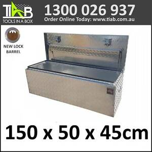 Aluminium Top Toolbox Truck Ute Trailer Camper Caravan 1554 Prestons Liverpool Area Preview