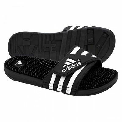 adidas Addissage Slides O78260~Mens Flip Flops~Essentials~SIZES UK 4 to 12