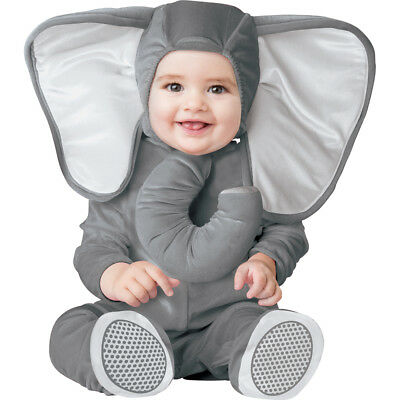 Infant Elephant Animal Halloween Costume