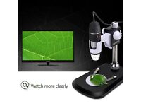 Magnifier Endoscope Video Camera with Stand for WIN XP / VISTA / WI for kids /adults