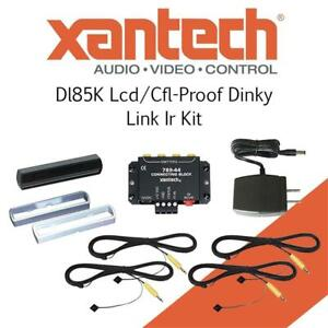 NEW Xantech Dl85K Lcd/Cfl-Proof Dinky Link Ir Kit Condtion: New