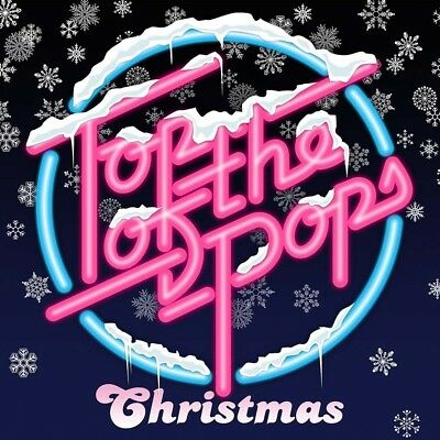 Top Of The Pops Christmas Vinyl LP New 2017