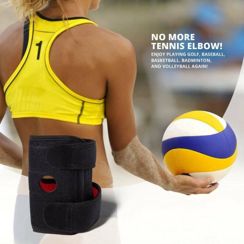 Tennis Brace Sleeve Tendonitis Arm Joint Wrap