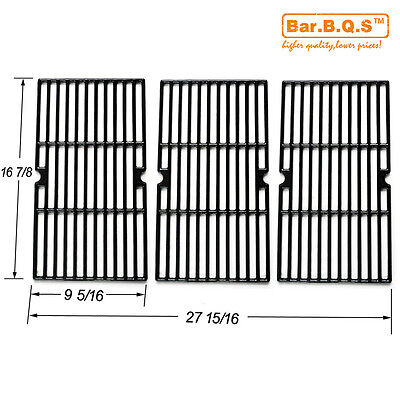 Charbroil Grill Replacement Gas Grill Porcelain Cast Iron Cooking Grid SG763