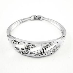 Women S Stainless Steel Cuff Bracelet
