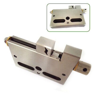 Cnc Wire Edm Cut Vise Tool Stainless Steel 4 Jaw Opening Clamp 3 Kg 0--100mm Us