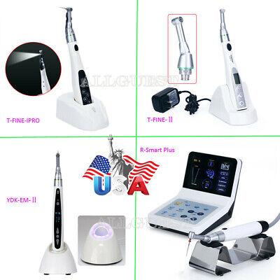 4 Models Dental Wireless Endo Motor Endodontic Root Canal Treatment 110-220v