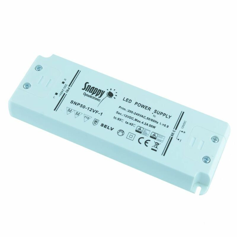 50W 12V 4.2A Constant Voltage LED Driver Power Supply