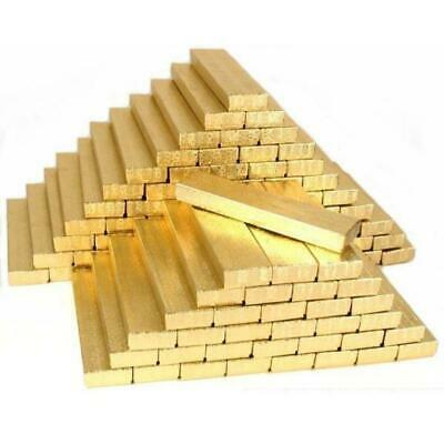 100 Gold Foil Bracelet Cotton Filled Boxes Gift Box