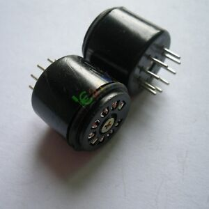 2PCS-9-PIN-TUBE-SOCKET-SAVER-FOR-12AX7-12AU7-ECC82-ECC83-tube-amp-audio-DIY-part