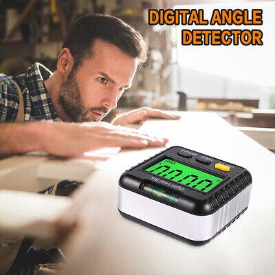 Magnetic Digital Inclinometer Angle Gauge Protractor For Aligning Measurement