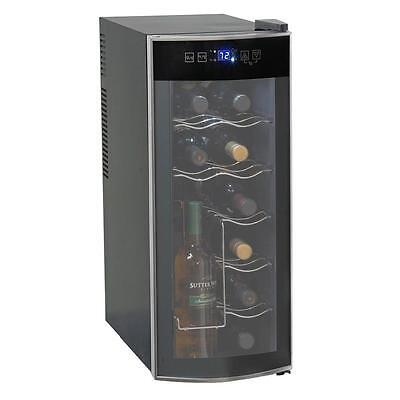 Avanti Wine Cooler Refrigerator Enthusiast Thermoelectric