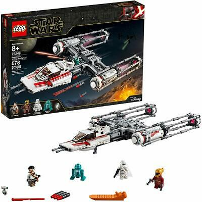 NEW LEGO Star Wars 75249 Resistance Y-Wing Starfighter