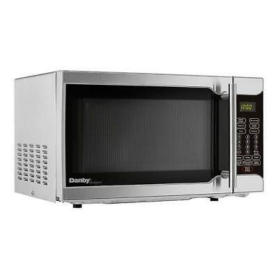 Danby Microwave DMW07A2SSDD, 0.7 Cu. Ft. Stainless Steel