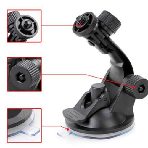 In Car Glass Suction Cup Dash Mount Windshield Holder for Go