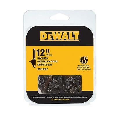 Dewalt Dwo1dt612 12 Replacement Saw Chain