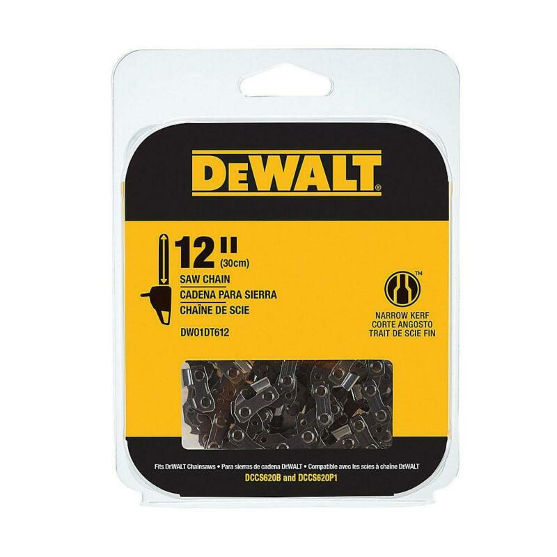 "DeWALT DWO1DT612 12"" Replacement Saw Chain"