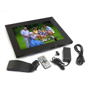 15 Inch LCD High Resolution Digital Photo Frame Album with Remote Controller