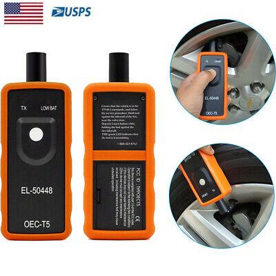 EL-50448 TPMS Reset Tool Auto Tire Pressure Monitor Sensor OEC-T5 for GM vehicle