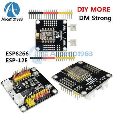 Esp8266 Esp-12e Development Board Wifi Microcontroller Ch340 Module For Arduino
