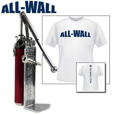 Cinta Professional Drywall Mud Compound Loading Pump Wbox Filler Free T-shirt
