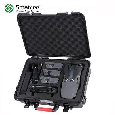 Smatree Hard Carry Case for DJI Mavic Pro,Waterproof Compact Drone Storage