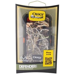 Otterbox Defender Series iPhone 5S Fingerprint Scan Built-in Case Cover 2013 New