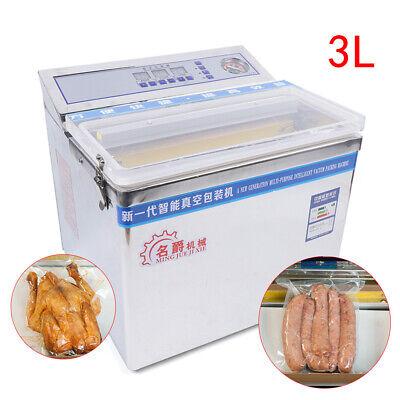 Vacuum Sealer Commercial Kitchen Wet Dry Food Sealer Vacuum Sealing Packaging