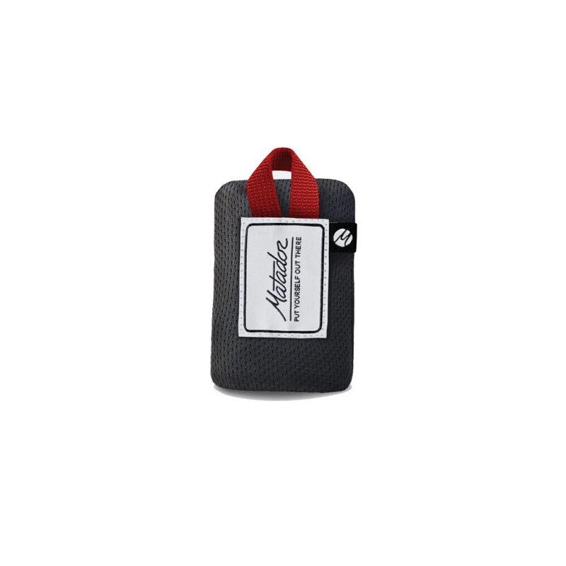 Matador Mini Pocket Blanket - Grey/Red