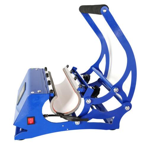 500W 110V 20oz Skinny Straight Tumblers Mugs Heat Press Transfer Machine