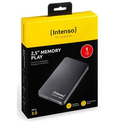 Intenso Memory Play 1 TB Externe Festplatte 2,5 Zoll TV-Festplatte USB 3.0 HDD online kaufen