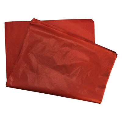 20 Pc 20 X 30 Red Tissue Paper Gift Wrapping Packing Fill Cushioning Tissues